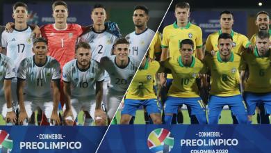 Photo of تأهل الأرجنتين والبرازيل إلى أولمبياد طوكيو