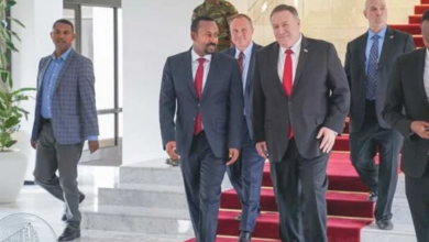 Photo of الخلاف مع مصر يتصدر مباحثات بومبيو وآبي