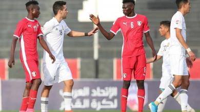Photo of منتخب الشباب يواجه الإمارات في كأس العرب