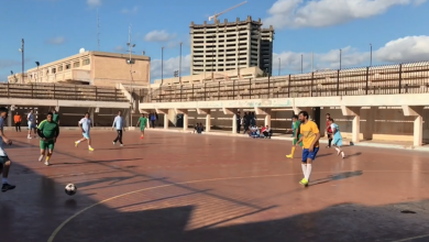 Photo of تنظيم بطولة كرة قدم للعسكريين في بنغازي