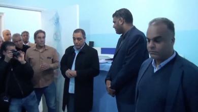 Photo of لجنة دراسة المختنقات بالبلديات تصل وادي البوانيس