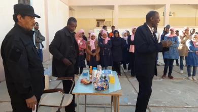 "Photo of ""رقابة الأغذية"" يطلق حملة توعوية لطلاب أوباري"