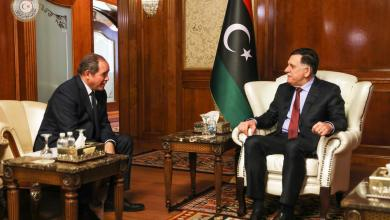 صورة بوقدوم: لا يوجد حل عسكري للأزمة الليبية