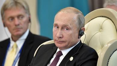 Photo of بيسكوف: بوتين لم يرسل أي قوات روسية إلى ليبيا