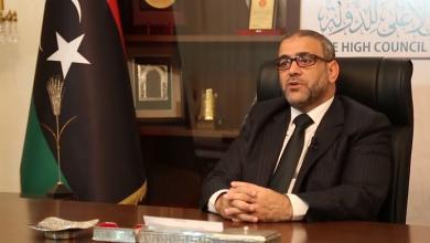 Photo of المشري: قرار حظر السلاح جاء بعد امتلاء مخازن حفتر