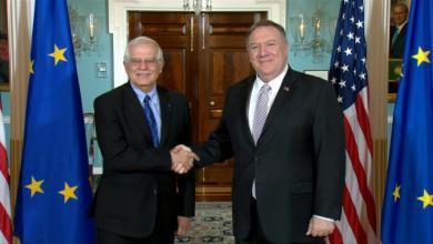 Photo of مباحثات أوروبية أمريكية مرتقبة بشأن ليبيا