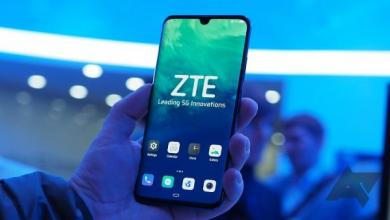Photo of شركة ZTE الصينية تطلق هاتفا يدعم شبكات الجيل الخامس