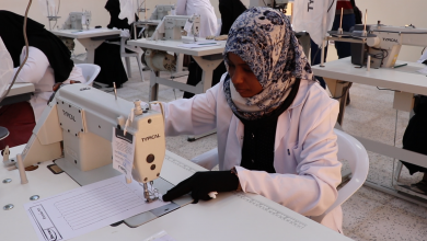 Photo of المرأة في غدامس تشق طريقها في سوق العمل