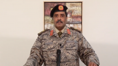 "Photo of المسماري: ""هجوم مضاد"" على قوات الوفاق في الهيشة"