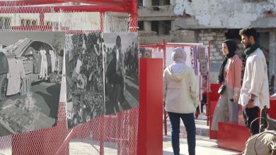 """صورة """"العمارة والفنون"""" تلتقيان بمعرض في بنغازي"""