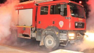Photo of أجهزة أمنية وخدمية تشرف على تعقيم كامل مدينة سرت
