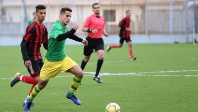 Photo of أواسط الشط يفوز على الظهرة في بطولة ودية