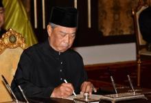 """صورة رئيس وزراء ماليزيا يطلب """"إعلان الطوارئ وحل البرلمان"""""""