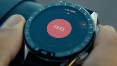 "Photo of ""تاغ هوير"" السويسرية تطلق ساعة ذكية فاخرة"