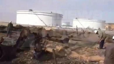Photo of السيطرة على حريق محدود في ميناء السدرة