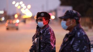 صورة حظر كلي لـ10 أيام بمناطق حكومة الوفاق