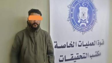 صورة طرابلس.. ضبط عصابة تسطو على بيوت النازحين
