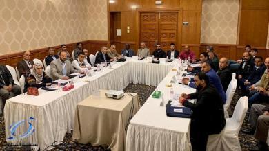 صورة مساعٍ لتعزيز الإجراءات الأمنية بالمطارات الليبية