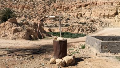 """صورة """"شبح العطش"""" يتربص بقرية أولاد محمود بظاهر الجبل"""