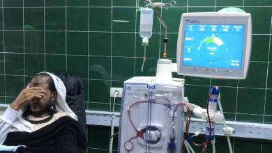 """Photo of """"الإغلاق"""" يهدد وحدة غسيل الكلى بمستشفى صرمان"""