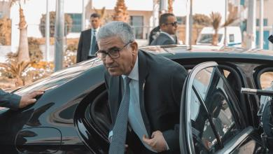 صورة باشاغا يلتقي بالسفير الهولندي في ليبيا