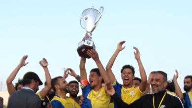Photo of نادي الشروق من الزنتان يُتوّج ببطولة الجبل الأولى