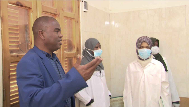تراغن.. إعادة افتتاح المركز الصحي في حي الحرية