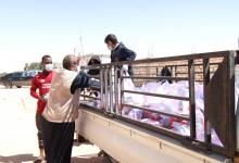 "Photo of ""أيادي الخير"" في الزنتان تمتد للعمالة الوافدة"