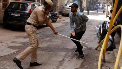 Photo of معاقبة مخالفي حظر التجول بطرق قاسية في الهند