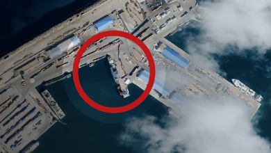 Photo of تقرير دقيق يتتبع مسار سفينة أسلحة تركية نحو طرابلس