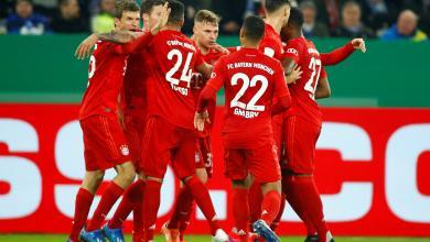 Photo of بايرن ميونيخ يتأهل لنصف نهائي كأس ألمانيا