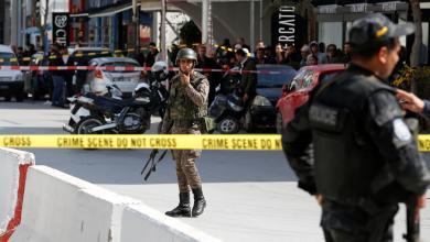 """صورة """"الداخلية التونسية"""" تكشف تفاصيل جديدة عن التفجير الانتحاري"""
