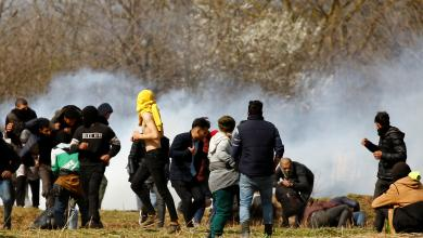 Photo of تركيا تتصدّى للمهاجرين العائدين من اليونان بالقوة