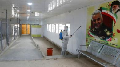 السلطات القضائية الإيرانية تطلق سراح 70 ألف سجيناً بعد تفشي فيروس كورونا
