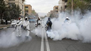 صورة إيران.. حصيلة جديدة لضحايا كورونا في أكثر دُول العالم تضرراً