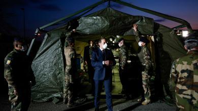 "Photo of ""كورونا"" يُخرِج القوات الفرنسية من العراق"