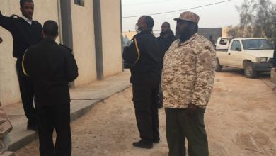 Photo of تشكيل غرفة أمنية مشتركة في درج لتطبيق حظر التجول