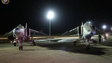 Photo of المسماري: سلاح الجو نفذ سلسلة غارات على مواقع الوفاق في مدينة الأصابعة