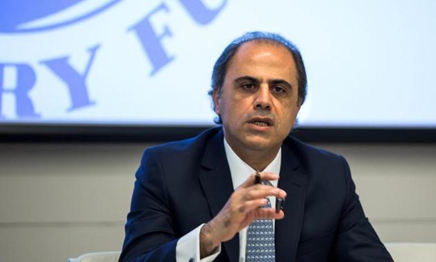 مدير إدارة الشرق الأوسط وآسيا الوسطى في صندوق النقد الدولي جهاد أزعور