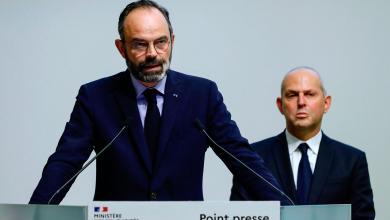 رئيس الوزراء الفرنسي إدوارد فيليب- صورة حديثة