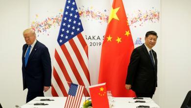 صورة أزمة سياسية بين واشنطن وبكين بسبب فيروس كورونا