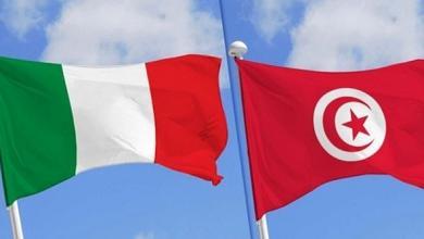 صورة تضامن إيطالي مع تونس لمواجهة الإرهاب