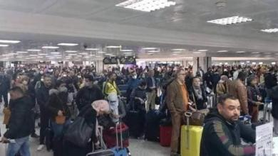 "Photo of فوضى بمطار قرطاج بسبب ""تعنت"" مسافرين رافضين للحجر"