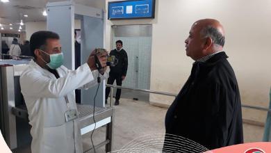 "Photo of داخلية الوفاق: كورونا قد يدخل ليبيا عبر رحلات ""أجنحة الشام"""