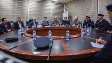 Photo of باشاغا يبحث تعزيز الأوضاع الأمنية في مصراتة