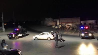 الأمن المركزي يُكثٌف دورياته الأمنية في تاجوراء