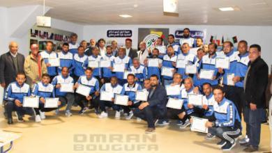 Photo of اختتام دورة مدربي حراس المرمى في بنغازي