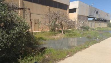 """Photo of إغلاق المخازن الطبية في بنغازي والسبب """"مياه سوداء"""""""