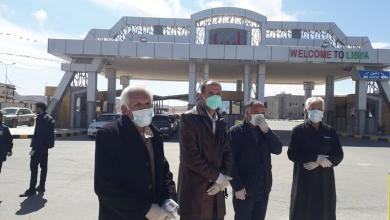 Photo of المنافذ الليبية تنفي تسجيل حالات اشتباه بكورونا