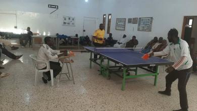 Photo of انطلاق بطولة السلام لكرة الطاولة في مرزق